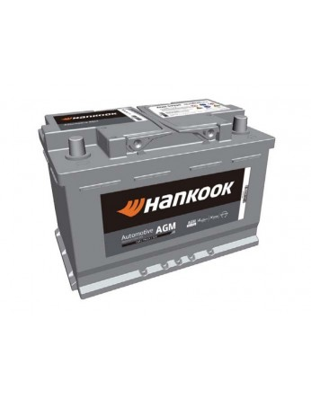 Μπαταρία αυτοκινήτου HANKOOK AGM Start & Stop SA56020 - 12V 60 Ah - 680CCA A(EN) Εκκίνησης