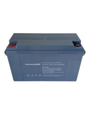 Μπαταρία Narada 6-EVF-120 - AGM τεχνολογίας ηλεκτρικών οχημάτων - 12V 120Ah (C10) / 150Ah (C20)