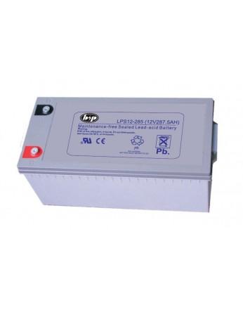 Μπαταρία B&P LPS 12-285 VRLA - AGM τεχνολογίας - 12V 287.5Ah (C20)