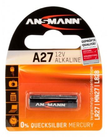Αλκαλική μπαταρία Ansmann A27 12V